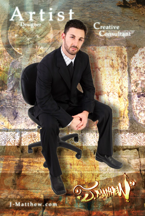 Jonathan M. Fields - Artist, Designer, DJ